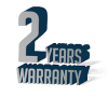 New warranty terms!